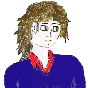 Illustration of Hal from Hal and the End Street