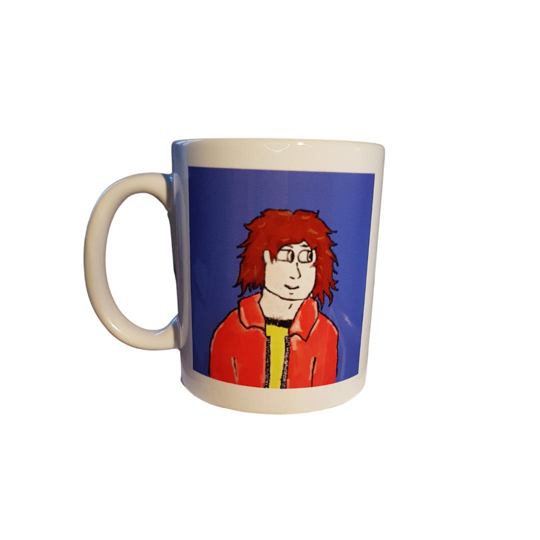 Hal and the Parties Mug